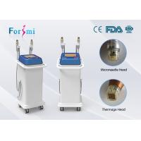 China fractional rf therm ageapollo micro needle Fractional max 50MHz infini rf output treatment Face lifting on sale