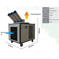 China 8500W Three Hoses Substantial Spot Cooling Air Conditioner 28900BTU Energy on sale
