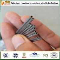Stardard Grade Stainless Steel Capillary Tube Used In Refrigeration Manufactures
