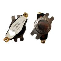 China 250V/20-45A free samples disc bimetal thermostat temperature control for water heater UL VDE RoHS on sale