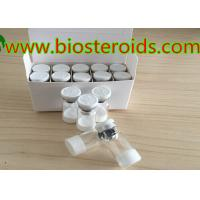 China Body Fitness White Powder Growth Hormone Peptides Sermorelin For Muscle Gaining wholesale