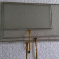 custom big size resistive touch screen, 15.6 inch 5 wire Manufactures