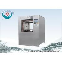 Rectangular Chamber With Smooth Round Corners And Jacket Medical Instrument Sterilizer Machine Manufactures