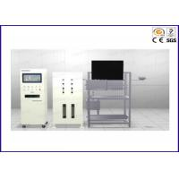 ASTM Flammability Test Equipment ISO 5658-2 , ASTM E1321 Flame Test Apparatus Manufactures