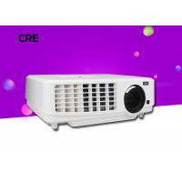 RGB HD 3LED 3LCD Android Led Projector , Portable Smart Projector CRE X1800 Tablet Manufactures