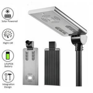 Outdoor High Lumen Integrated Motion Sensor Solar led light zhejiang Manufactures
