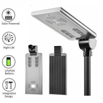 Quality Outdoor High Lumen Integrated Motion Sensor Solar led light zhejiang for sale