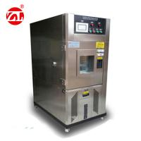 80L Programmable Constant Temperature Environmental Test Chambers With Anti-sweat Heater Manufactures