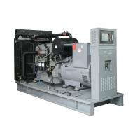 500KVA 400KW Open Diesel Generator Set With Perkins Engine 2506A-E15TAG2 Manufactures