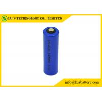 China Primary Type AA Manganese Batteries / Environmental 3V AA Lithium Battery on sale