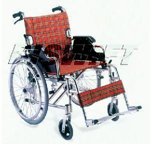 Aluminum Manual Wheelchair (QX908LAH) Manufactures