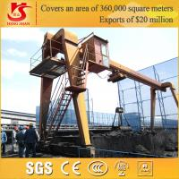 China new type 30 ton crane with grab manufacture Manufactures