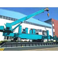 ZYC180 static pile driver  for precast concrete pile of pile  foundation with 8T lifting crane Manufactures