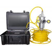 360° Rotary HD Underwater Camera(KS360-1080)Stainless Steel,High Definition,50-80M Cable Manufactures