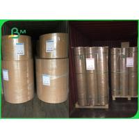 Ecofriendly Self Adhesive Thermal Sticker Paper Roll For Barcode Labels Manufactures