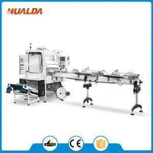 OEM Design Paper Cup Forming Machine 6.7 * 1.4 * 1.68 M Dimension Manufactures