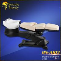Luxury Electric hair washing salon shampoo chair or shampoo bed Manufactures