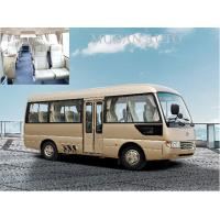 China 7.00R 16 Tires 23 Seater Minibus Sliding Window Passenger Commercial Vehicle on sale