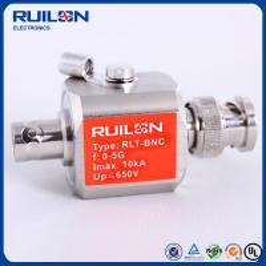 China Ruilon RLT Series 10KA Surge Arrestor surge protector for Radio Frequency Equipment on sale