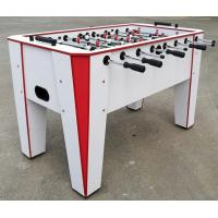 Supplier Standard Soccer Game Table MDF Game Table Steel Play Rod ABS Player Manufactures