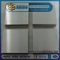 China TZM molybdenum sheet carrier for MIM powder metallurgy injection molding on sale