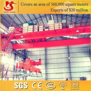 China Overhead Crane/EOT Crane/Bridge Crane Electromagnetic crane machine on sale