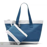 Durable Reusable Grocery Bags , Oxford Cloth Foldable Reusable Shopping Bags Manufactures