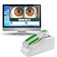 China Eye Iriscope Iridology Camera Analyzer , Portable Digital USB Iriscope Scanner 12.00 MEGA Pixels on sale