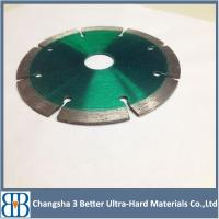 Quality 1200mm saw blade diamond segments for stone cutting for sale