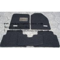 car floor mat CNC cutting plotter Manufactures