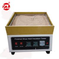 China EN ISO 20344 Finished Shoes Heat Insulation leather Testing machine on sale