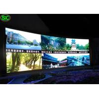 China Super thin High resolution P6 Indoor SMD Full Color LED Video Display on sale