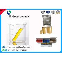 China Undecenoic acid / 10-undecenoic acid Cas 112-38-9 with purity 99% on sale