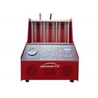 High Performance Fuel Injector Tester And Cleaner / Electronic Diesel Injector Tester Manufactures
