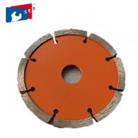 115 Mm Tuck Point Diamond Blades Cobalt Powder Painted Color Smooth Cutting Manufactures