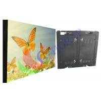 Digital P10 Outdoor Led Display  Pitch 12mm , Super Slim Outdoor Full Color Led Display Manufactures