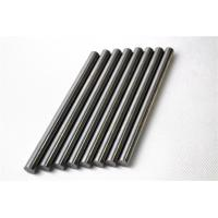 SK30N Solid Carbide Rods With 0.3 - 0.4 um Grain Size 300 - 330 mm Length SGS Manufactures