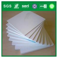 hot sale white offset printing pvc plastic sheet Manufactures