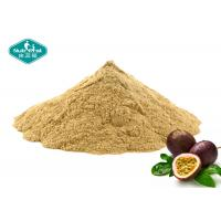 100% Natural Passiflora Incarnata Passion Fruit Extract Powder for Food Additives Manufactures