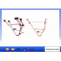 SFS2 Two Conductor Bundle Line Cart Overhead Lines Bicycles to Mount Accessories and to Overhaul. Manufactures