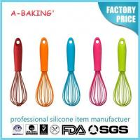 2015 New product cooking tools Silicone Egg beater of cookware and kitchenware Manufactures