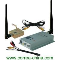 1.2GHz and 1.3GHz 800mW wireless transmitter receiver for long range audio and video transmission Manufactures