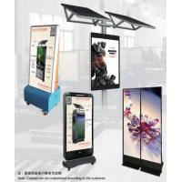 China RGB Colors Smart Led Poster 90° Beam Angle Advertising Purpose Intergrated Audio Speaker on sale