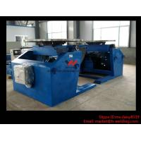 10000Kg Standard Pipe Welding Turntable Positioner For Petro-Chemical Industry Manufactures