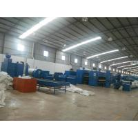 Textile Felt Making Machine 50-600n/Min Needle Frequency For Producing Nonwoven Fabrics Manufactures