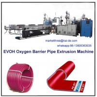 PEX/EVOH Oxygen Barrier  Pipe Production Machine China supplier Manufactures