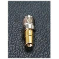 Nickel Plating With Screw Thread CNC Brass Turned Part for Telecommunication Manufactures