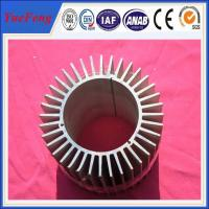 Aluminium profile radiator price manufacturer, industrial extrusion aluminium heatsink Manufactures