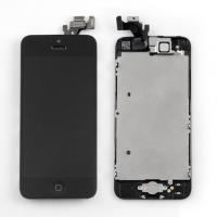 China Black OEM iPhone LCD Screen Replacement  for iPhone 5 LCD Digitizer Assembly on sale