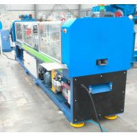 C140 Light Gauge Steel Stud And Track Roll Forming Machine 380V 3 Phase 233mm Width Manufactures